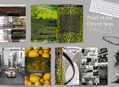 BLOGGERS JOURNAL PH Pearl of the Orient Seas pages