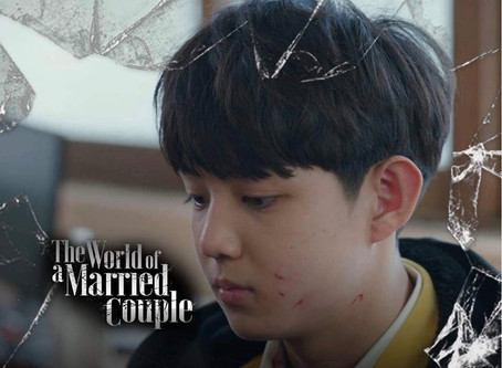 "Korean Drama Series ""The World Of The Married' Couple"" Raised Awareness About Runaway Youth"