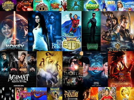 Entertainment: Pinoy Fantasy Superhero Series That Sparked Excitement to Filipino Kids