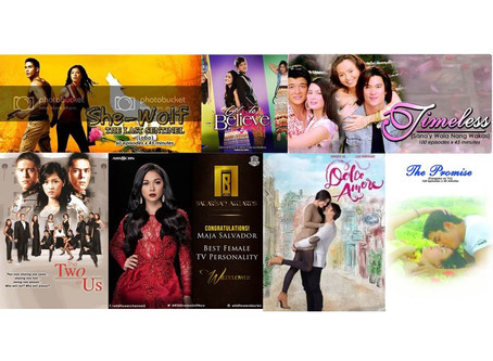 "Top Entertainment: ""Proudly Filipino Shows"" that Became Famous Internationally"