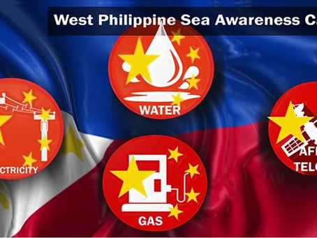 China now has control on Vital Utilities in the Philippines for Water, Gas, Electricity,& AFP Telco