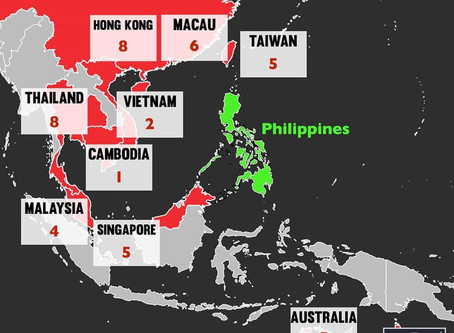 Philippines Geography &Climate slowed the Spread of Coronavirus-Analyst