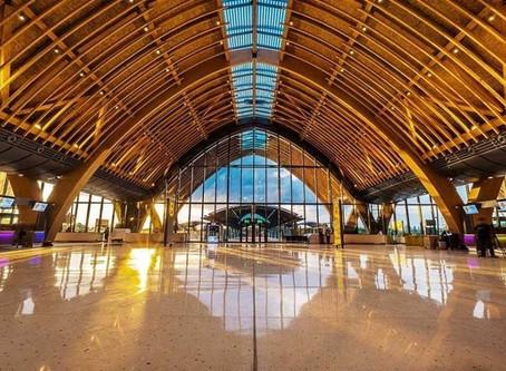 Mactan Cebu International Airport picked over Changi in world architecture fest