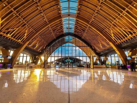Mactan Cebu International Airport picked over Changi in world architecture fest