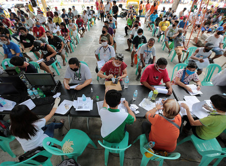 PH Tragedy of Errors in Pandemic Response; DILG Files Charges on 397 Bgy.Officials on SAP Anomalies