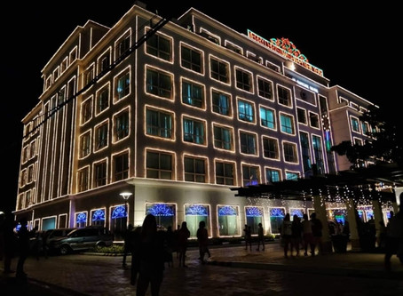 ILOILO CITY OPENING OF LIGHTS 2019