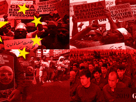 China attacks Muslims, Put 3 Million Muslims in Detention & Eradicates Islam Faith