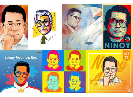Artists Unite to Pay Tribute to Our National Hero Ninoy Aquino Who Fought and Died for The Country