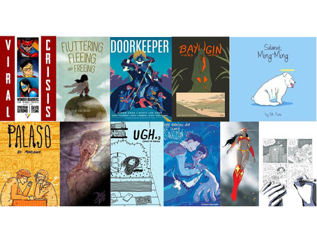 Filipino Comics Creators Shares a Sample of their Work You Can Read Online for Free