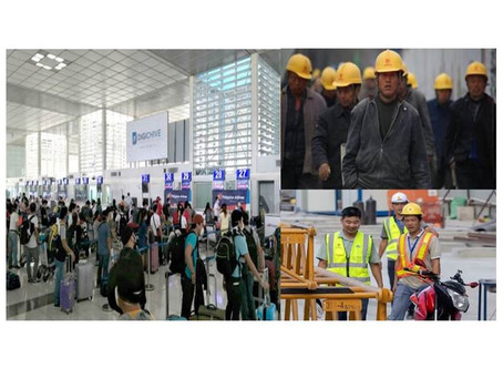 300k Jobless OFWs Returning,Ph Gov't to study letting more Foreign Workers in for flagship Projects