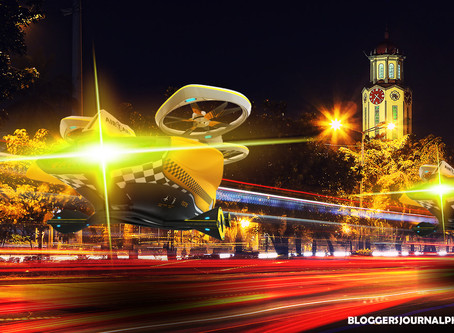 When Old Manila and Future Collides; Do you believe old Manila will still be around in the Future?