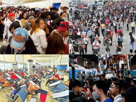 3.2 Millions Filipino workers & 400,000 Overseas Filipino Workers face losing Jobs or Unemployment