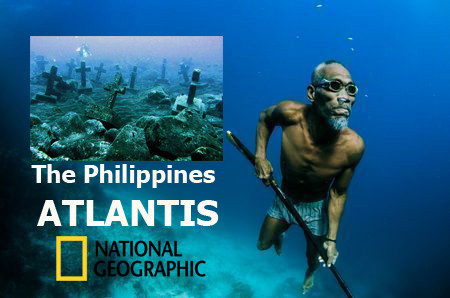 NATGEO: Real Life ATLANTIS & ATLANTEANS can be found in the Philippines