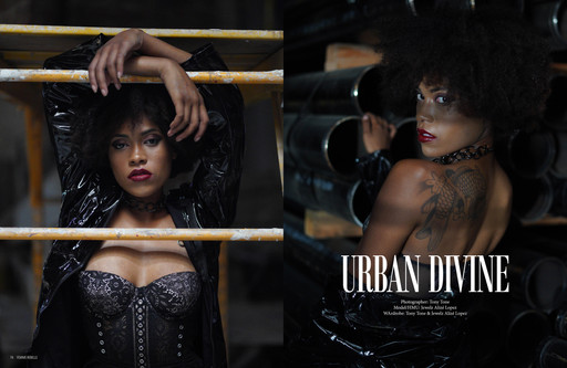 Creative Director: @Double00Photo Photographer: @Double00Photo Stylist: @_JewelZ.Alize Hair/MUA: @_Jewelz.Alize Publication: @FemmeRebelleMagazine