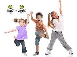 Zumba Kids junior 3 à 6 ans