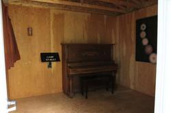 Intérieur cabine
