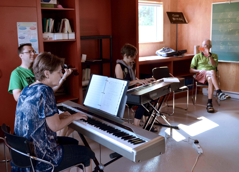 atelier piano