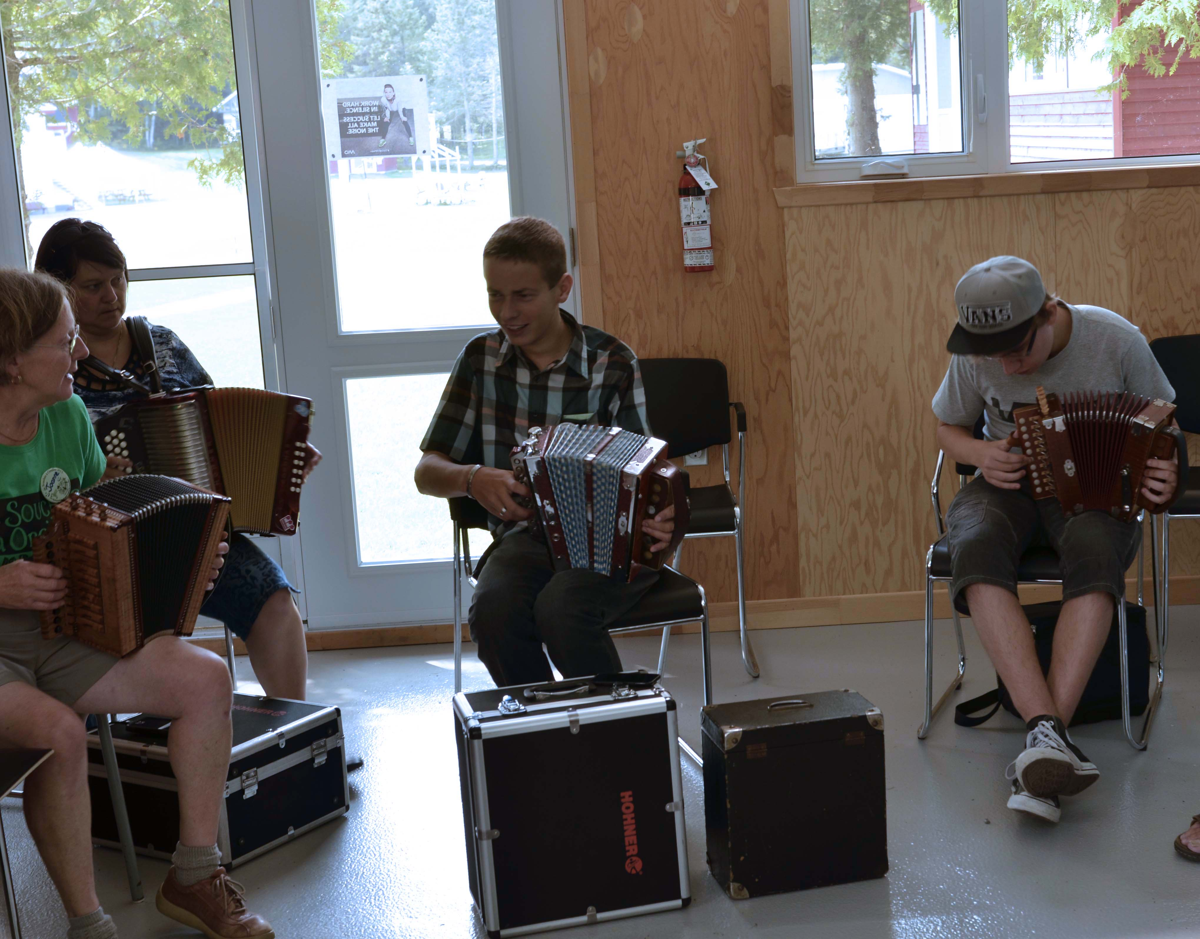atelier-accordéon - Atelier - Camp de Souches a Oreilles - Mareemusique