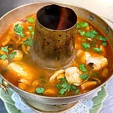 Pot(32oz.) Tom Yum Soup