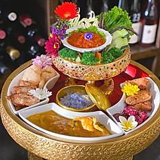 Khantok Platter