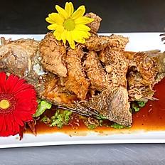 Whole Fish Tamarind