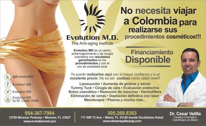 Evolution M.D.