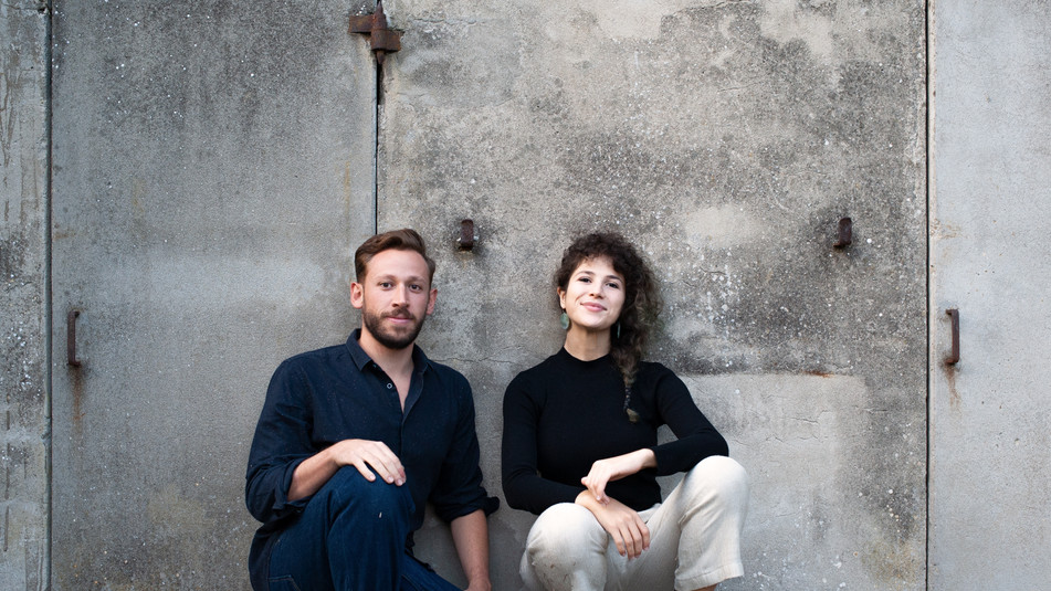 Teresa Bucca e Filippo Raschi