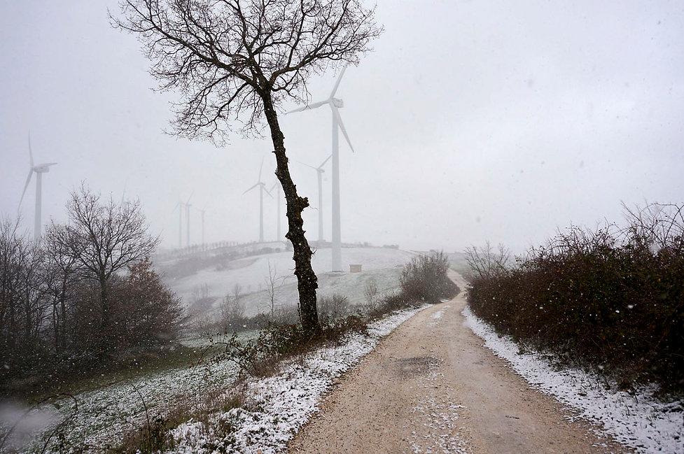 06 neve sul Formicoso, nei punti più al