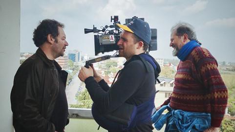 Daniel Mazza, direttore della fotografia