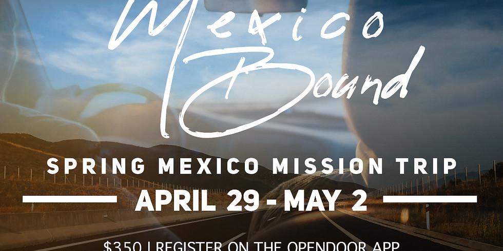 Mexico Spring 2021