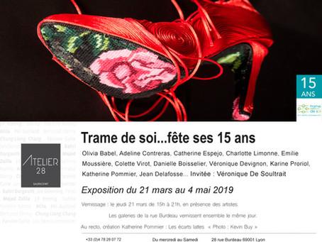 Expo à Jarnioux en mars