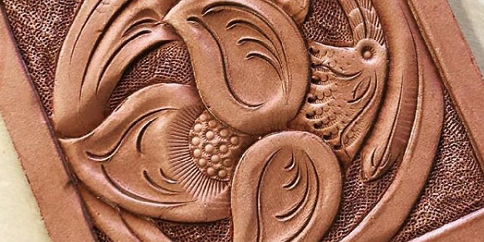 Leathercraft Basics: Stamping