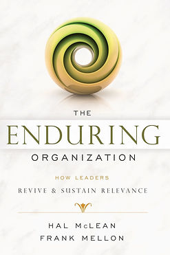 McLean Group Enduring Organization book