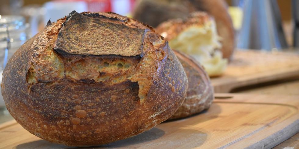 Sourdough Bread at Home