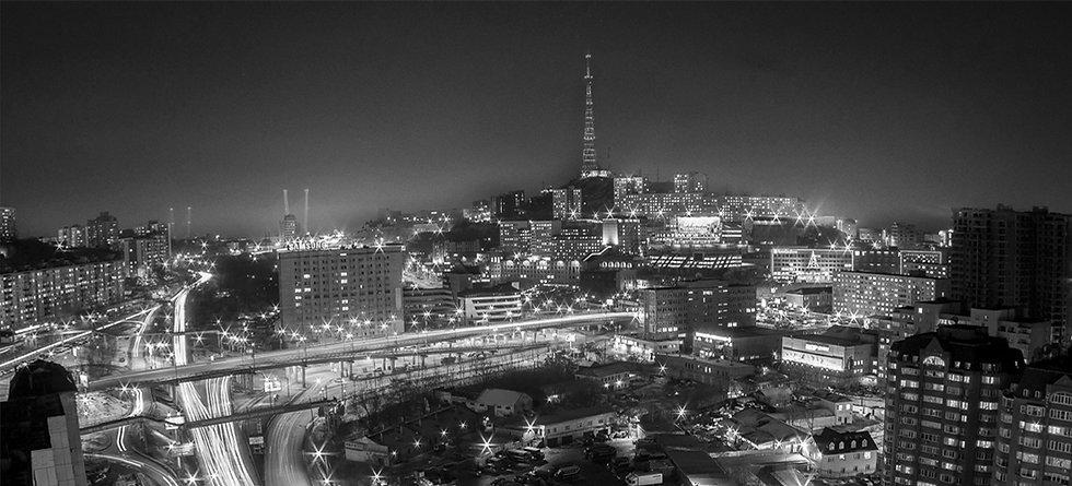 Владивосток город чб.jpg