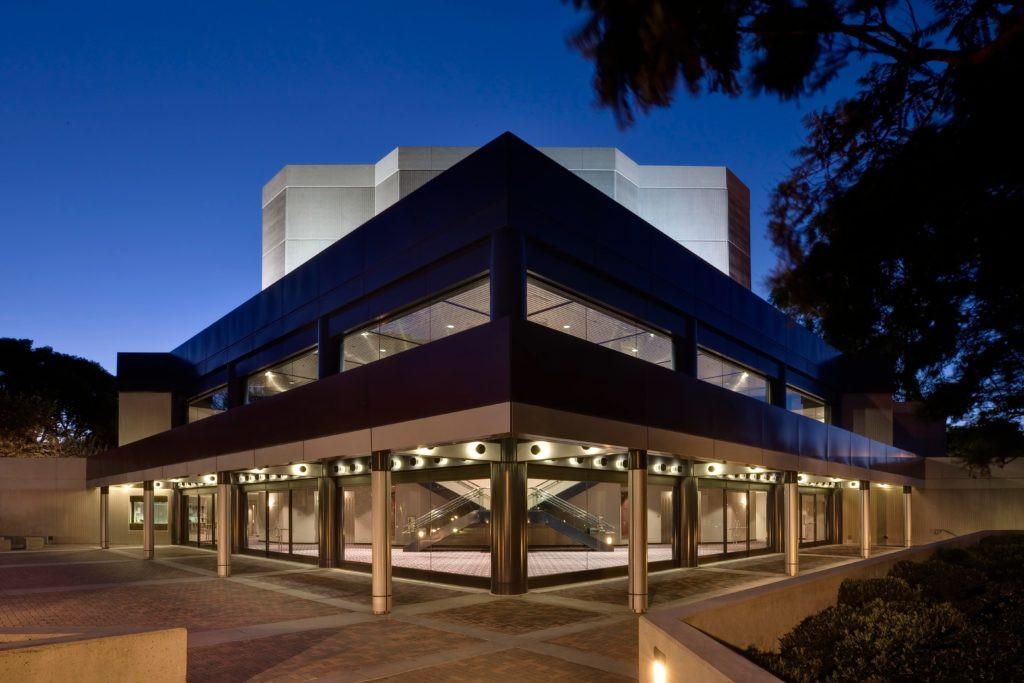 Irvine Barclay Theatre