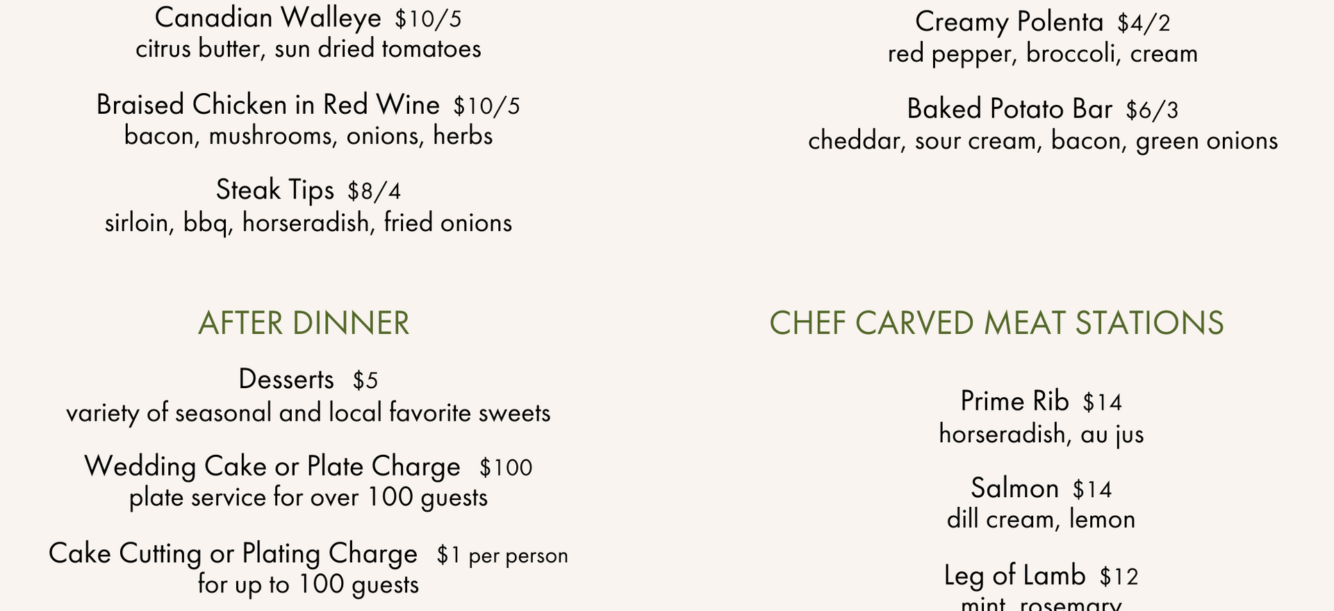 Wilbert's Event Center Menu page-4.png
