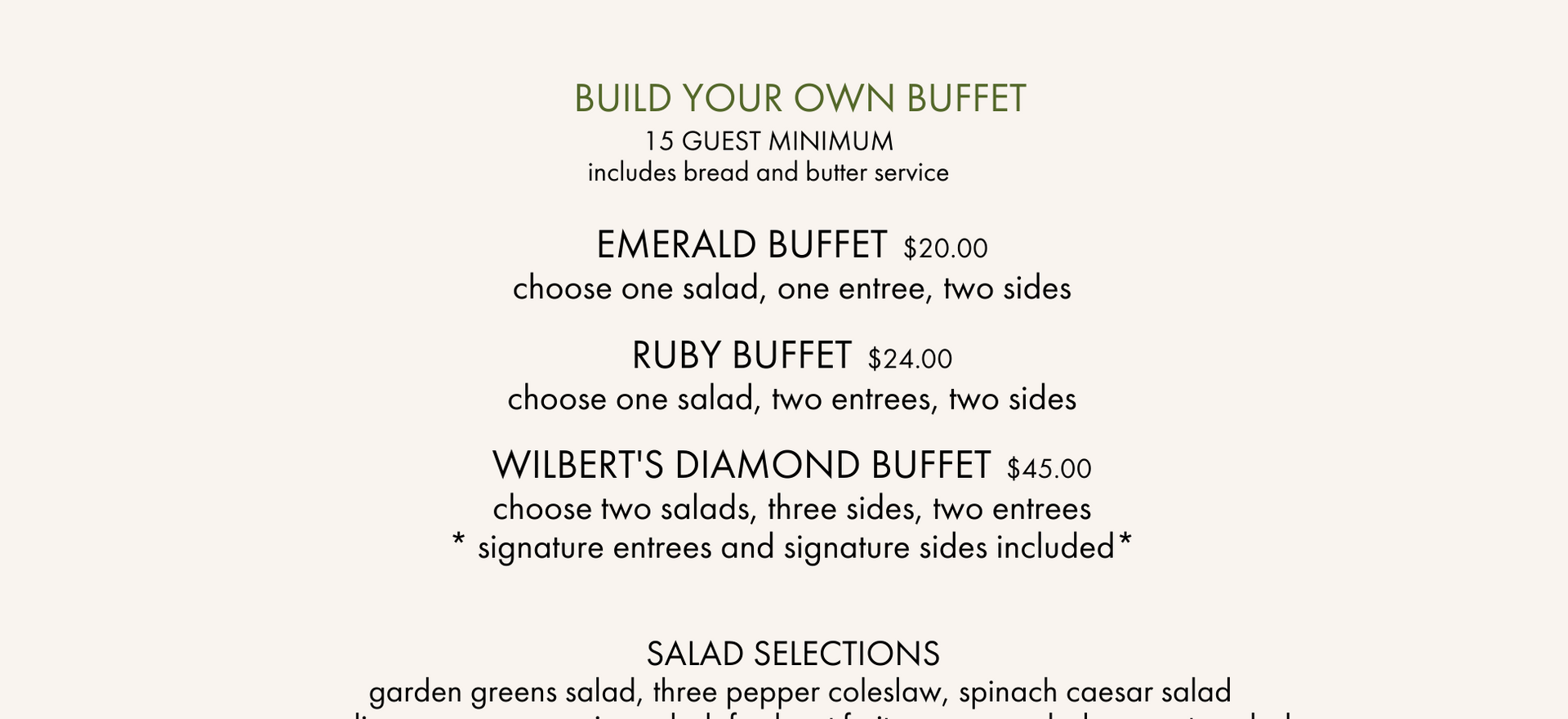 Wilbert's Event Center Menu page-3.png