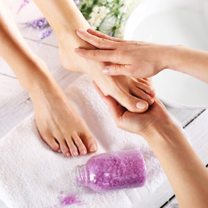 Benessere per i tuoi piedi