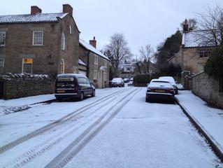 Snow, Soot & Tar...