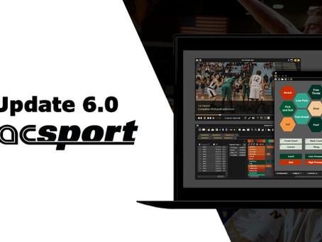 2020年8月、Nacsport ver6.0がリリース!!