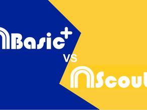グレード比較第2弾!Basic+ vs Scout+