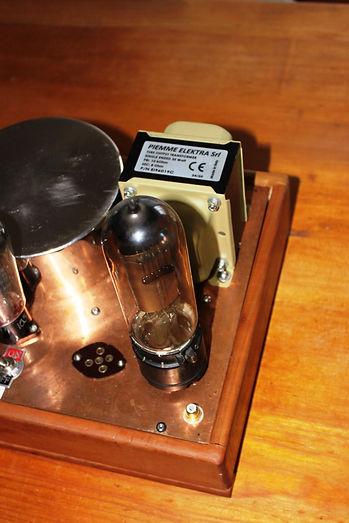 RV258 mit 10K Übertrager Röhrenverstärker-bauen-Selbstbau-Schaltplan beste-HiFi-DIY-Röhrenverstärker tube-amp-schematic-amplifier Best tube amplifier DIY