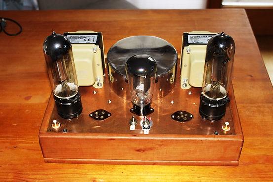 RV258 mit RGN2504 Röhrenverstärker Röhrenverstärker-bauen-Selbstbau-Schaltplan beste-HiFi-DIY-Röhrenverstärker tube-amp-schematic-amplifier Best tube amplifier DIY
