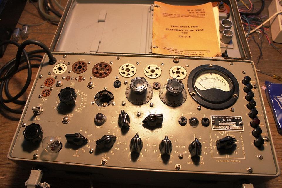 Hickok TV7/U-Röhrenverstärker-bauen-Selbstbau-Schaltplan  beste-HiFi-DIY-tube-amp-schematic-amplifier  RE604-RV239-300B-AD1  Best tube amplifier DIY