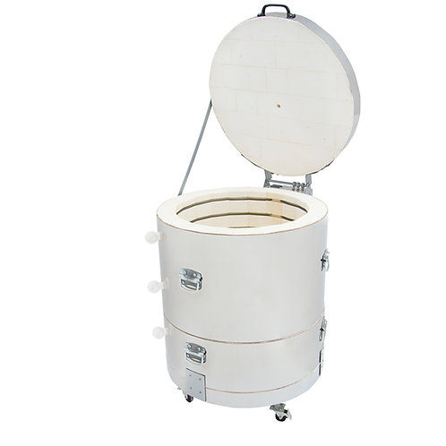 Potclays S65 Silver Top loading kiln only