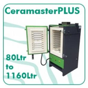 CeramasterPLUS 1160lt 63kW (3ph) 1320°C