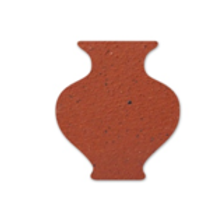 Red Terracotta - C101 Collection Only
