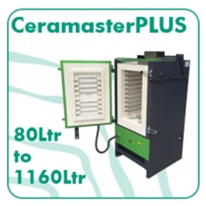 CeramasterPLUS 305lt 18kW(3ph) 1320°C