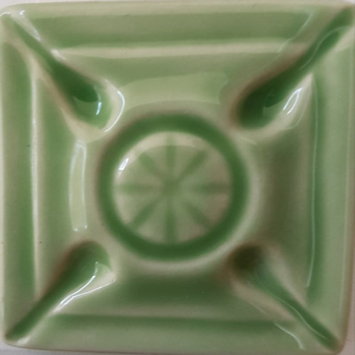 P2911  - Transparent Green - Pint